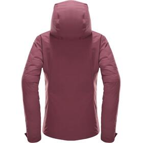Haglöfs W's Niva Proof Down Jacket Aubergine